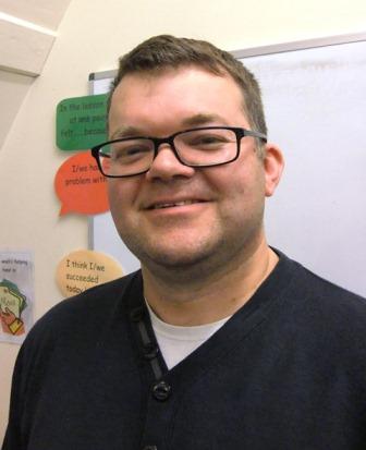 Mr Simon Garner